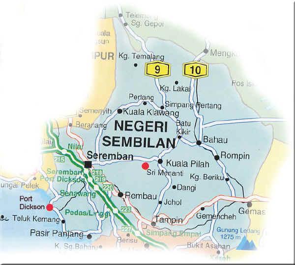 Kuala Pilah Malaysia  city images : Ternyata..Negeri sembilan, Malaysia, didirikan oleh orang Indonesia ...