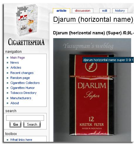 cigarettepedia